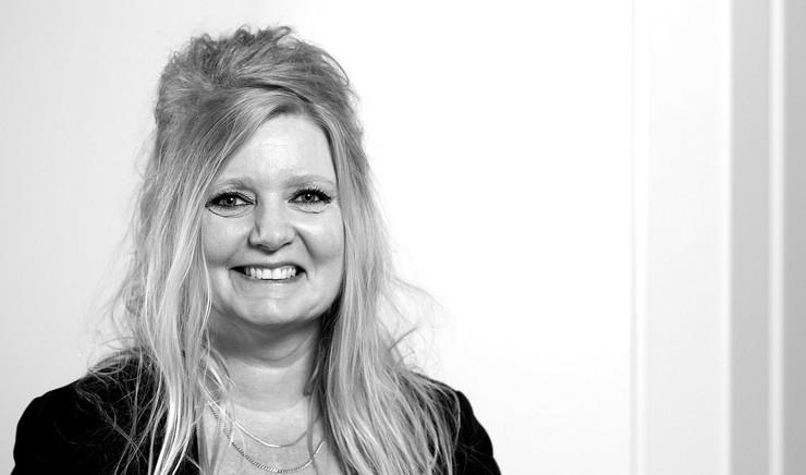 Portræt af Maja Nuppenau