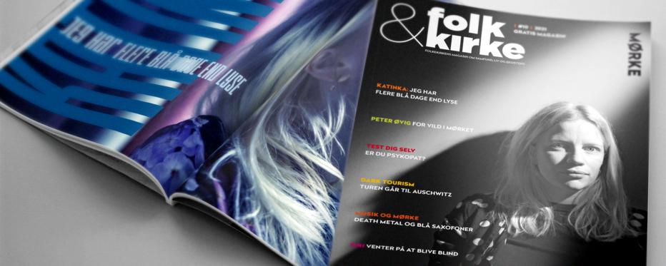 To magasiner ovenpå hinanden