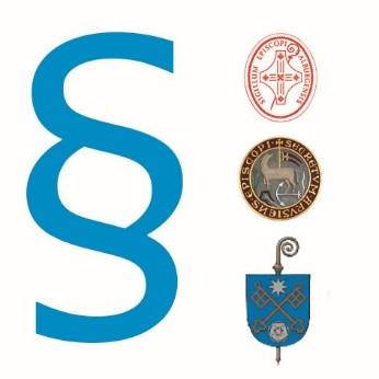 Juridisk Afdeling er et samarbejde mellem Aalborg, Aarhus og Viborg Stift.