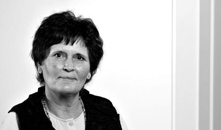 Portræt af Dorte Buus Gravesen