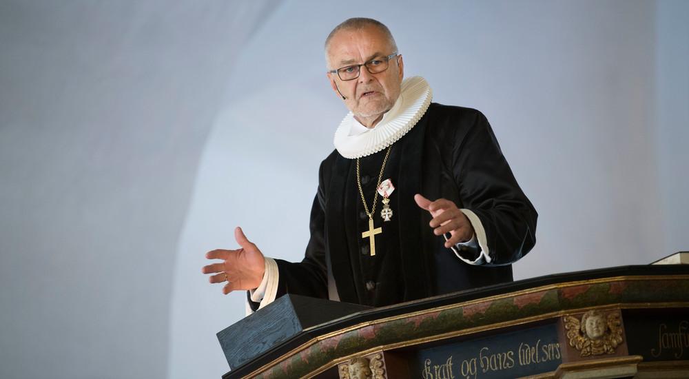 Biskop Henning Toft Bro