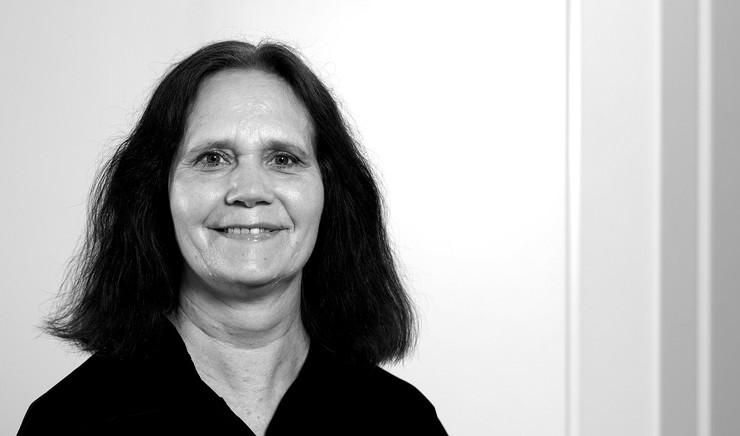 Portræt af Dorthe Krogh
